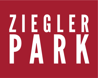 Logo for Ziegler Park